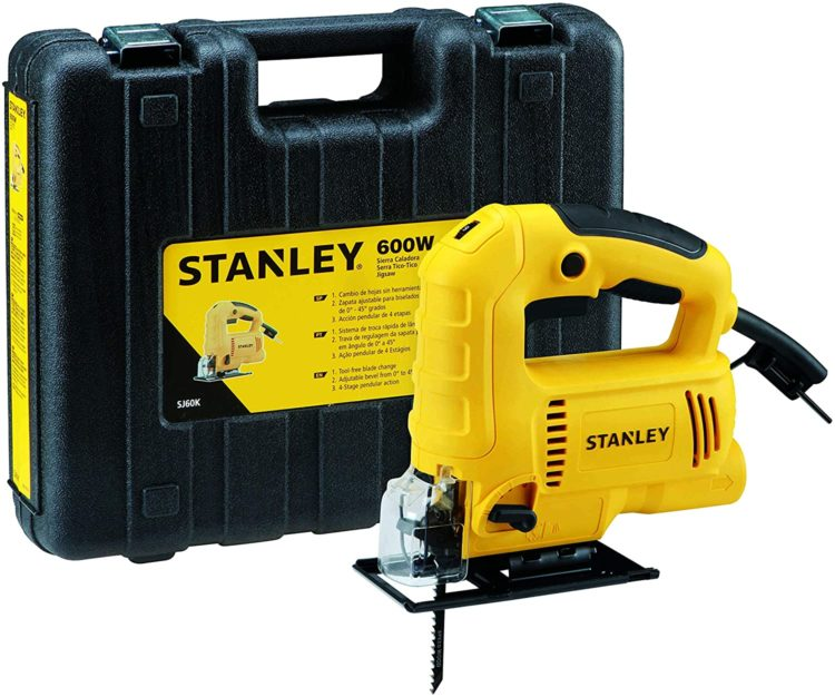 serra Tico Tico Stanley 600w profissional